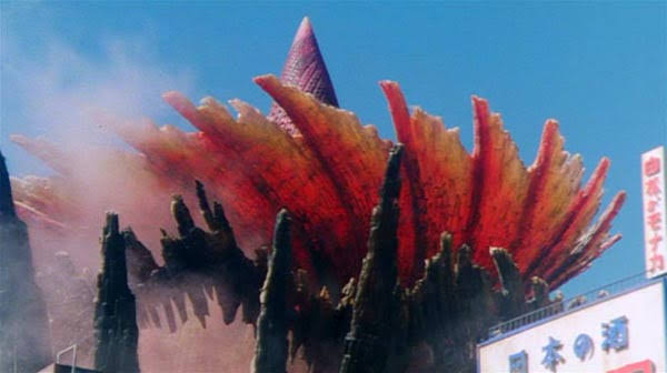 仙台中心部に「草体」(レギオンプラント)が発芽。