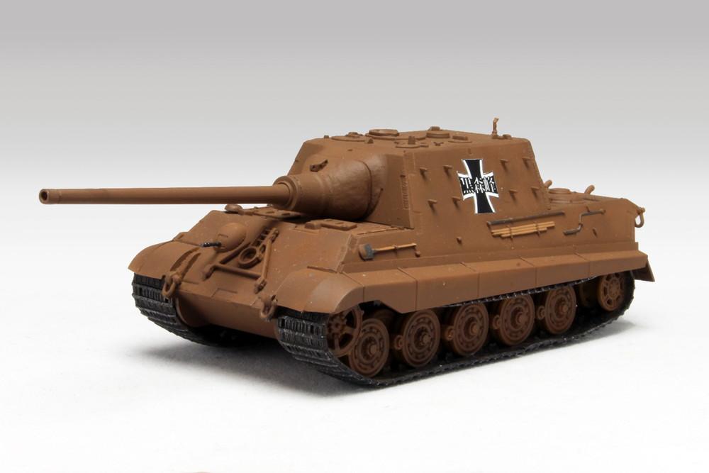 プラッツ ガールズ&パンツァー てのひら戦車道コレクション 1/72 駆逐戦車 ヤークトティーガー
