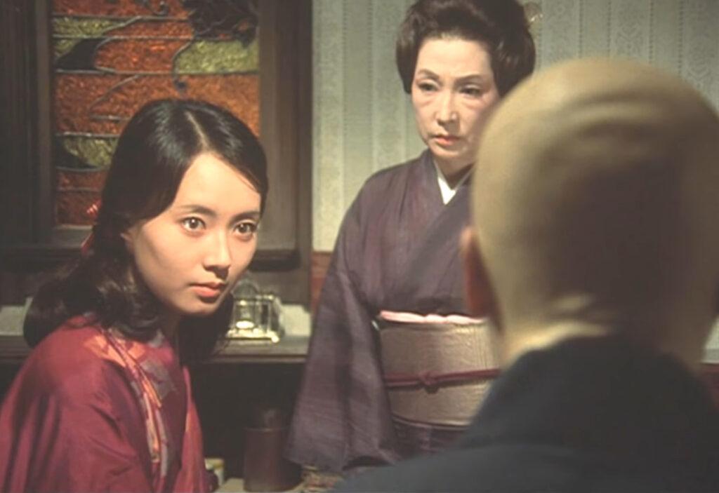 珠代「松子おばさま、この人は佐清さんではありません」