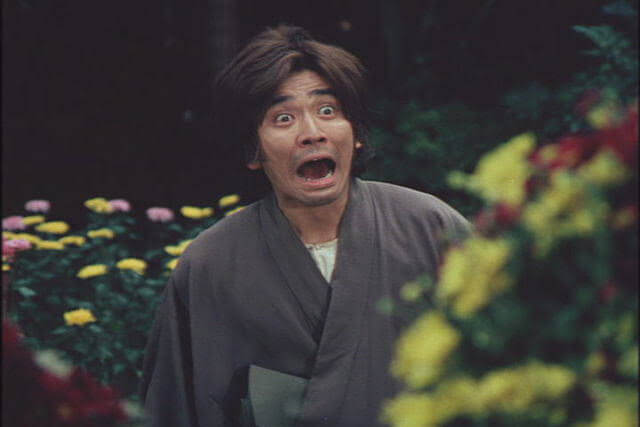 恐れおののく金田一耕助「う、うわああああああああああ!ああああ!」