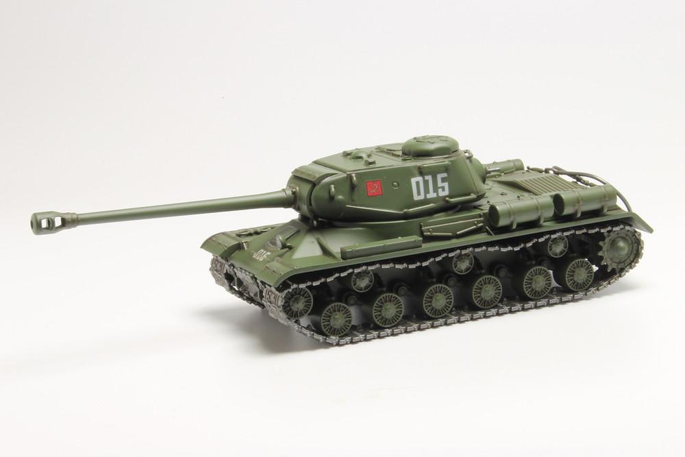 ガールズ&パンツァー 劇場版 おてごろ模型戦車道 1/56 IS-2 プラウダ高校