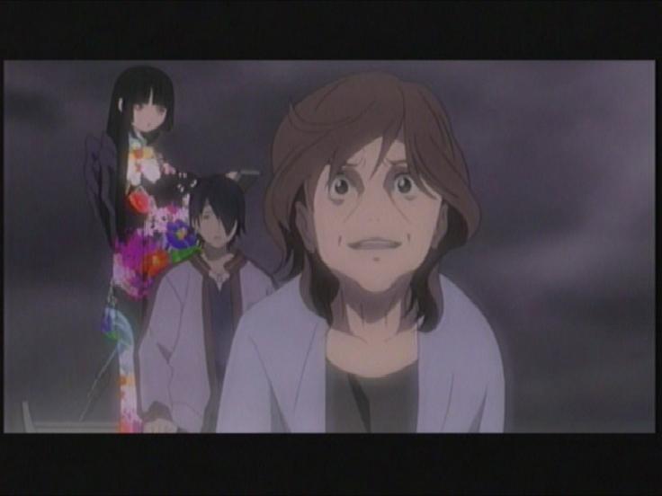地獄流しされる和子「嬉しい!! 達也に逢えるのね? 達也、今行くわよ!! アハハ、達也ぁ、達也ぁ~!! 達也、お母さんが行くからねぇ!!」