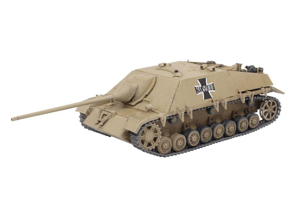 プラッツ ガールズ&パンツァー IV号駆逐戦車/70(V) ラング 黒森峰女学園 ヘッツァーのお兄ちゃんみたいなやつ!