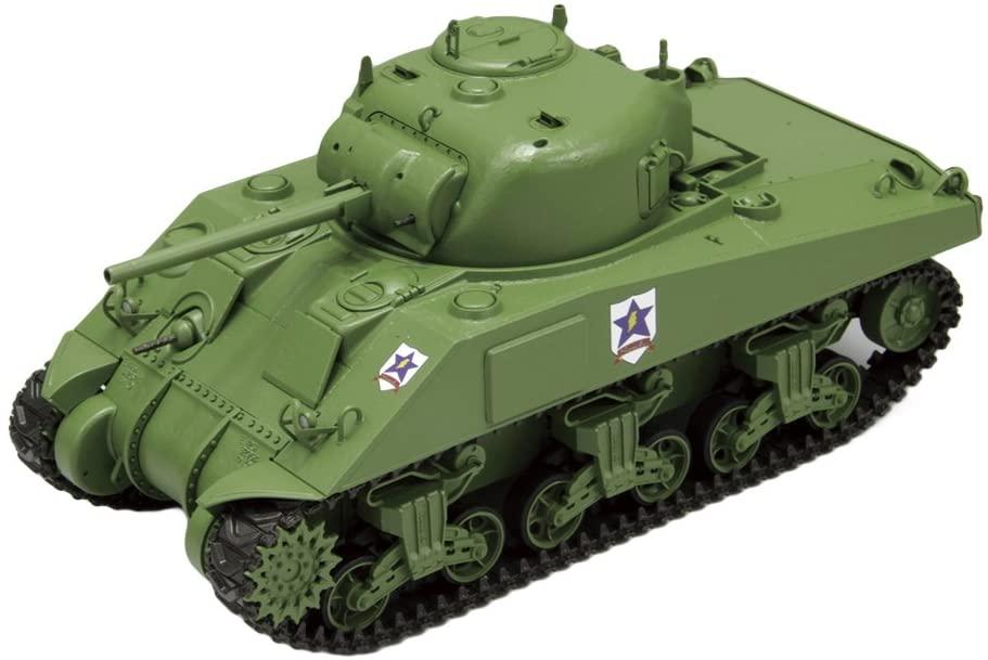 ガールズ&パンツァー M4シャーマン75mm砲搭載型 限定 1/35スケール