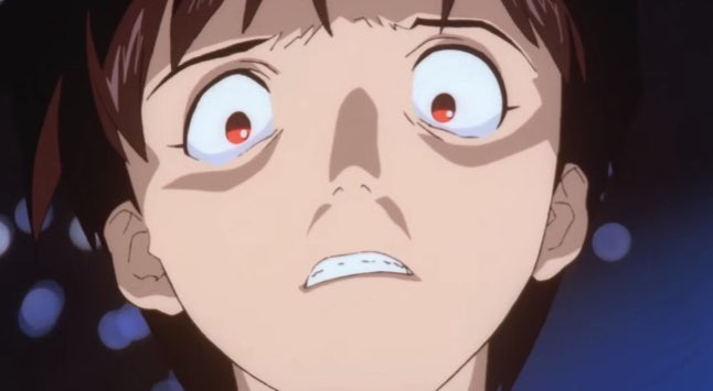 マヤの叫び声「シンジ君っ!弐号機が!!アスカがぁ!!アスカがぁぁぁ!!!」