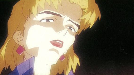 赤木リツコ「嘘つき(撃たれる)」