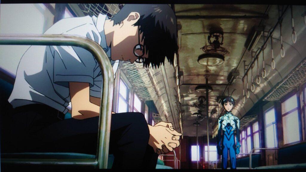 かつてのゲンドウは、碇シンジと同じく孤独な青年だった。