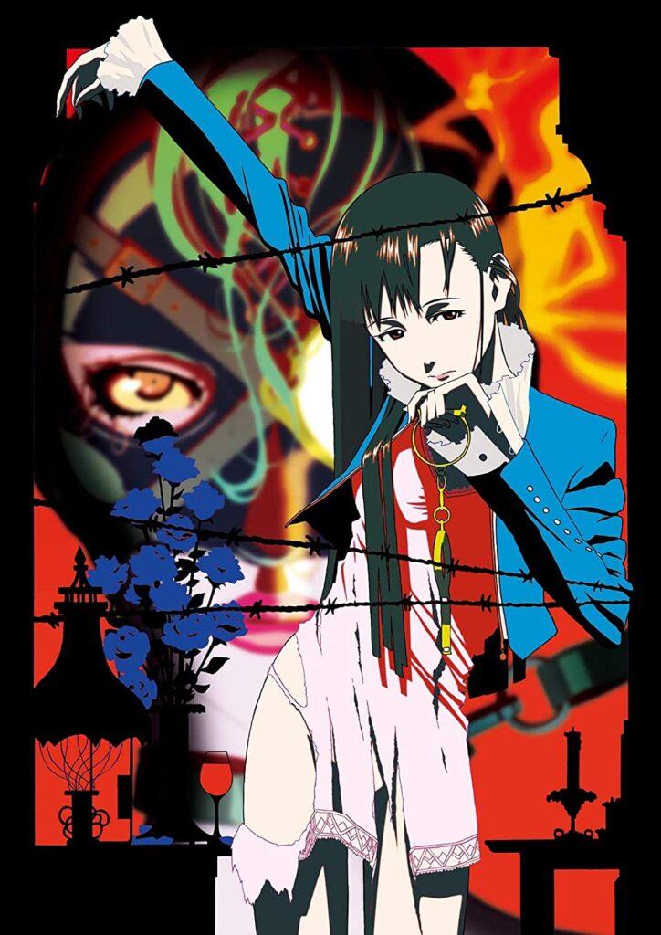 『SPEED GRAPHER』(スピード グラファー)は、GONZO制作のテレビアニメ。