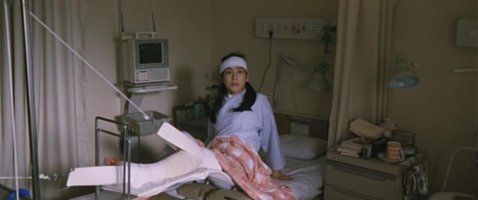 篠原ともえさんが演じる身動きが取れない入院患者の運命は…。