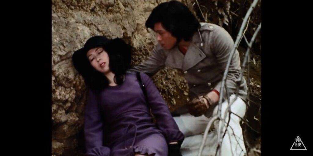 水城 涼子(みずき りょうこ)は、GOD総司令によって体内の自爆装置のスイッチを入れられ死亡した。