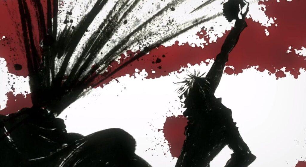『呪術廻戦』第7話 五条悟(ごじょうさとる)が漏瑚(じょうご)の頭をもぎ取るシーン
