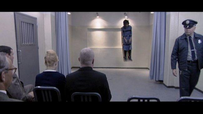 セルマは絞首台で死んでいくのであった。