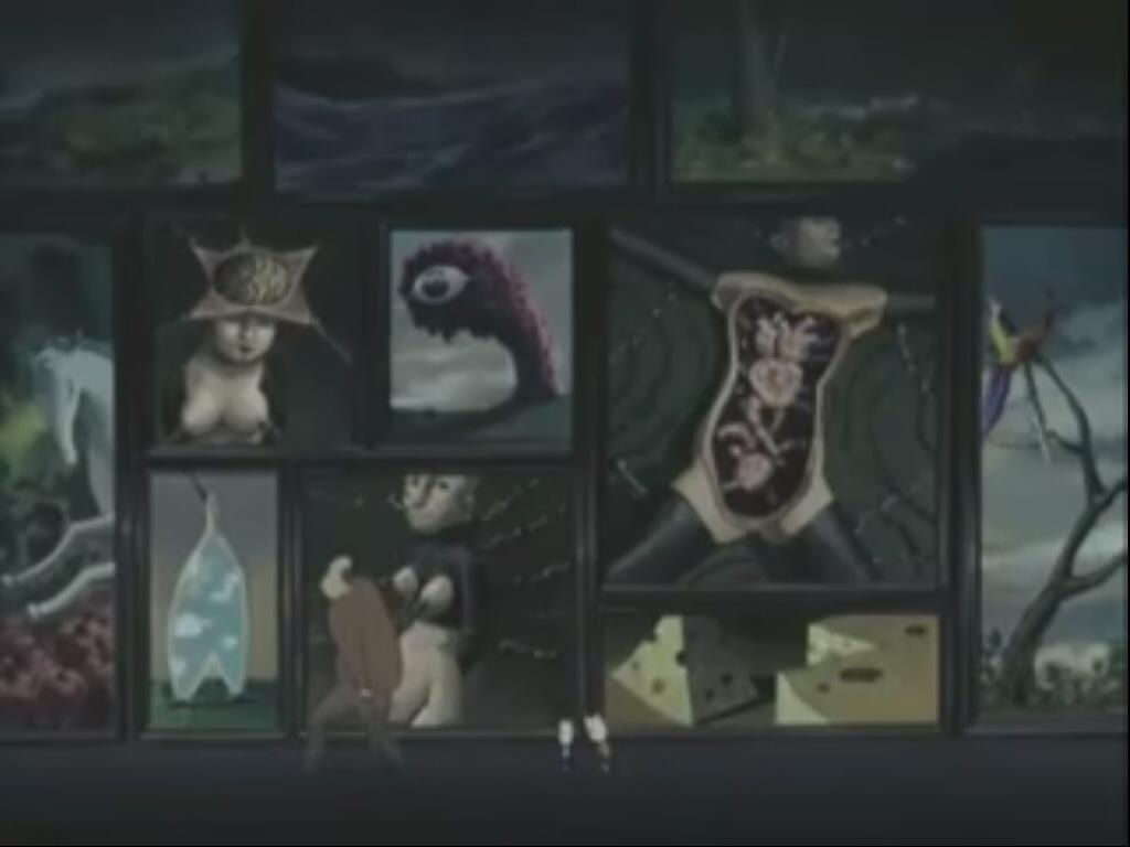 グロテスクでサイケデリックなシーンが多く、通常のアニメでは見られない精神の深淵や暗部を覗き込む、まるで電子ドラッグのような作風から、原作共々カルトなファンが多い。終盤のカタストロフィー的な展開で用いられた映像技法は、後の湯浅氏の監督作『マインド・ゲーム』などに活用されている。