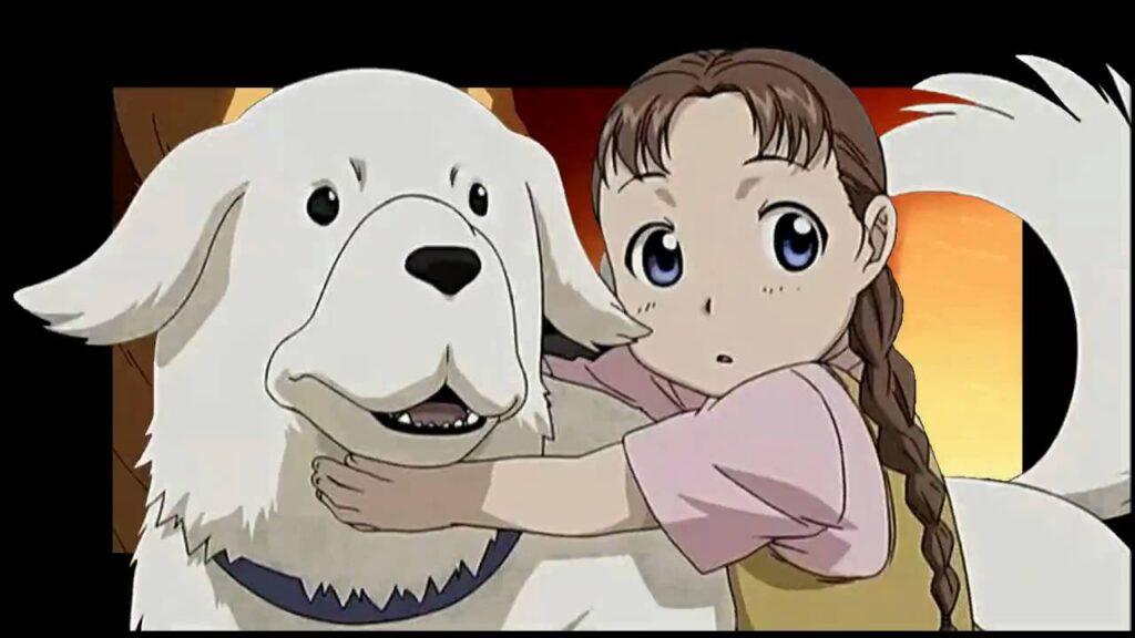 ショウ・タッカーは、実の娘ニーナ・タッカーと飼い犬のアレキサンダーを錬金術により合成し「人語を話す合成獣(キメラ)」を錬成していた。アニメ史に残る鬱展開・トラウマシーンとして有名。
