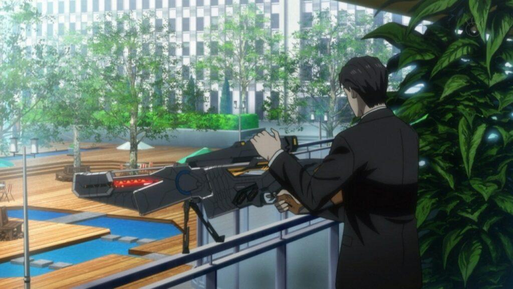 堂本『仕留めたのは犯人で間違いないな?』 須郷『分かりません。犯罪係数が高い方を執行しただけです』 犯人でなく、青柳璃彩の方を殺してしまった。