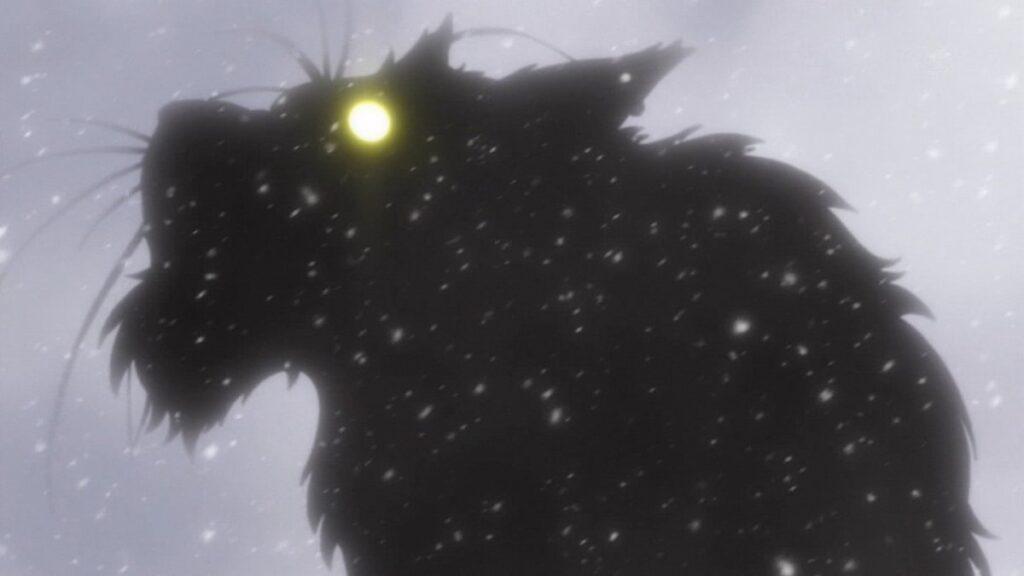 実体化したネコ型大精霊「パック」にスバルが首を切り落とされる衝撃的な結末