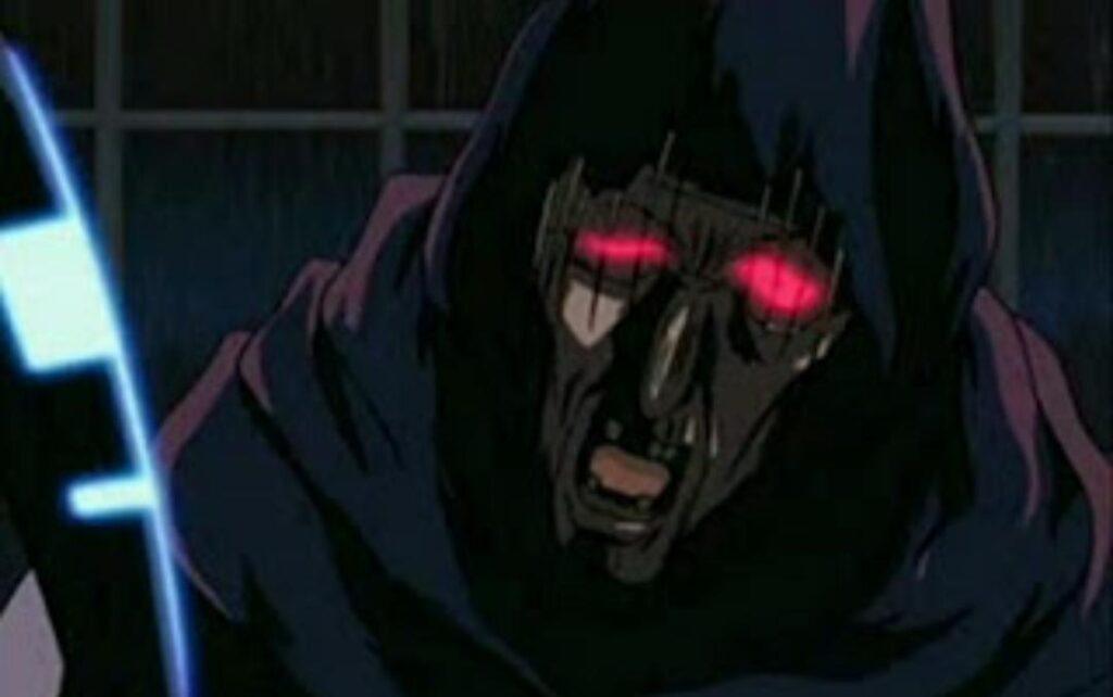 『ババサレ』は、テレビアニメ『学校の怪談』の第6話『扉を裂く悪魔の手 惨劇の夜』に登場したお化け。ババサレは同作品中において、お茶の間の子供たちに対して最も恐怖をばら撒いたお化けと言える。