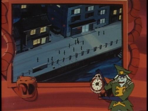 『無敵超人ザンボット3』は、日本サンライズ制作の日本のロボットアニメ。テレビアニメとして1977年から名古屋テレビほかで放送された。物語の終盤にみられる、主要キャラクターが次々と死亡する展開は、富野の異名「皆殺しの富野」の原点の一つとして語られ、そのスタイルを印象づけた。特に「人間爆弾」はみんなのトラウマとして名高い。 「ガイゾック」は地球人を生け捕りにして時限爆弾を埋め込み、記憶を消し解放してから街中で無差別に爆破するという作戦を行う。 人間爆弾にされたものは背中に黒い星のアザが浮び、爆弾を解除しようにも解除は不可能であった。