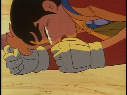 勝平は泣き崩れ、浜本らに詫びるのだった。 「ごめんよ。ごめんよぉ~!!!!」